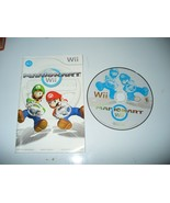 Mario Kart Wii (Nintendo Wii, 2008) Disc and Manual (generic case) - $28.59
