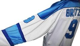 Custom Name # Ross Sheppard High School Hockey Jersey Wayne Gretzky Any Size image 3
