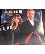 Doctor Who TV Series 16 Month 2015 Mini Calendar 17.7 cm x 16.4 cm - $4.54