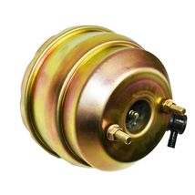 "8"" Dual Diaphragm Zinc Power Brake Booster Universal Chevy Ford GMC Street Rod image 7"