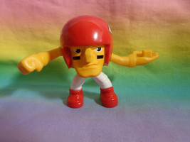 McDonald's 2013 NFL Rush Zone Kansas City Chiefs Football Action Figure - $2.54