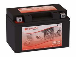 600CC CBR600Fi, 600RR, 2001-2009 Motorcycle Battery Replacement - $38.60