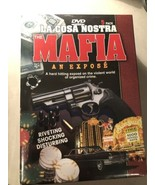 Mafia Expose DVD- Mob Mafia Italian Gangster Cosanostra Black Hand Movie - $19.80