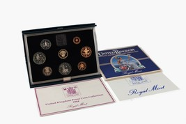 1984 United Kingdom Mint Set & Proof set Lot 1 each - $43.65