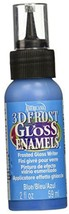 DecoArt Americana 3D Frost Gloss Enamel Writers Paint, 2-Ounce, Blue(2 pack) - $14.84