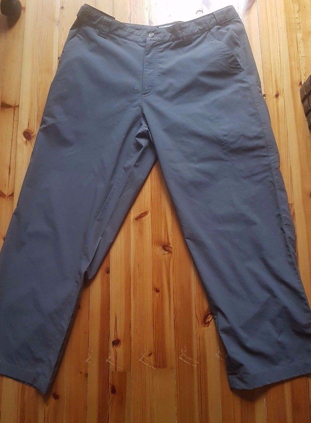 Columbia Men/'s Tenino Woods Fleece Pants Gray