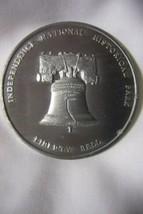 1976 Bicentennial of US Independence  Park Coin image 2