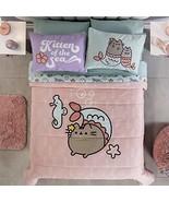 Pusheen The Cat Teens-Kids Reversible Comforter Set Original Licensed 3P... - $188.10