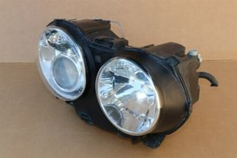 04-07 Jaguar XJ8 XJR VDP Headlight Lamp HID Xenon Passenger Right RH - POLISHED image 2
