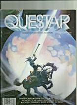 Lot of 2  QUESTAR Magazines OCTOBER 1980 plus June 1981 FRANK FRAZETTA  - $14.85