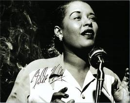 BILLIE HOLIDAY Autographed Authentic Signed Photo w/COA - 72629 - $1,125.00