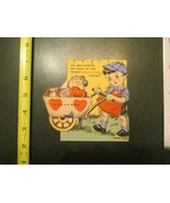 Valentine Vintage Card Delivery my Love to nicest - $5.99
