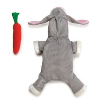 Zack & Zoey Polyester Bunny Rabbit Dog Costume, 24-Inch, X-Large - $59.95