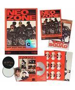 NCT 127 2nd Album - NCT # 127 NEO ZONE [ C ver. ] CD + Photobook + Lyric... - $24.75