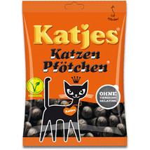 Katjes - Katzen Pfoetchen Licorice Gummy Candy 200g - $3.39