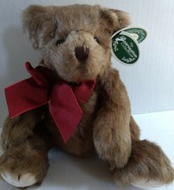 Bearington Lil Snugs Teddy Bear Jointed Brown Tag New Toy Plush Stuffed ... - $19.43