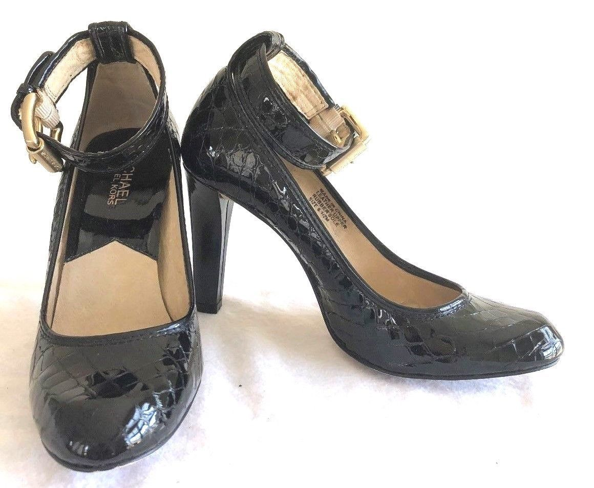 a2d119db9120 Michael kors women s rubber sole shoes black and 50 similar items