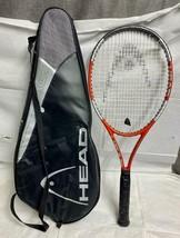 Head Liquidmetal Radical 4 3/8 Tennis Racquet L4 with Case - $49.49