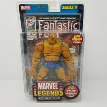 MARVEL LEGENDS The Thing Fantastic Four SERIES II TOY BIZ Action Figure ... - $36.66