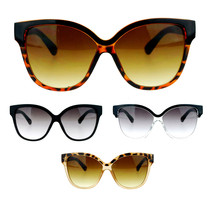 Womens Vintage Style Retro Oversized Butterfly Designer Fashion Sunglasses - $9.85+