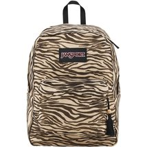 JanSport Super FX Backpack - Gold Metallic Zebra - $44.99