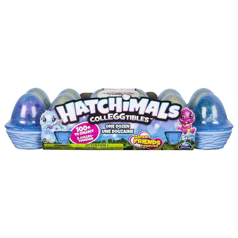 Hatchimals CollEGGtibles Season 3 - 12-Pack Egg Carton (Styles & Colors May Vary