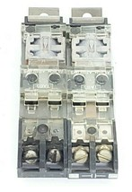 LOT OF 2 ALLEN-BRADLEY 595-A AUXILIARY CONTACTS 595A SER. B image 2