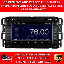 IN DASH DOUBLE DIN GPS NAVIGATION RADIO 07-09 CHEVROLET CHEVY EXPRESS VAN - $395.99