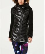 Calvin Klein Performance Asymmetrical Puffer Jacket Oxford Black - $119.00