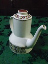 Royal Doulton Fireglow Coffee Pot with Lid - $44.97