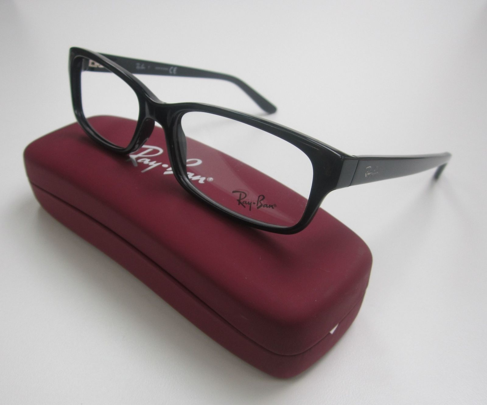 4778ce10e0 RayBan RB 5187 2000 Eyeglasses 52 16 140 and 50 similar items. S l1600