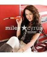Miley Cyrus: Breakout, Platinum Edition Cd - $15.99