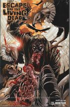 Escape Of The Living Dead #3 (2006) *Gore Variant Cover / Modern Age / A... - $4.00
