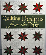 Quilting Designs From The Past Book CT10645 - $28.30