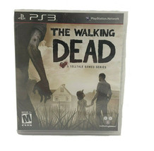 The Walking Dead: A Telltale Games Series Playstation 3 PS3 NEW SEALED 2012 - $14.99