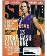 ORIGINAL Vintage November 2005 Slam Magazine #92 Steve Nash Jermaine O'Neal - $27.83