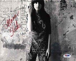Grace Slick Starship Signed 8x10 Photo Certified Authentic PSA/DNA COA - $247.49