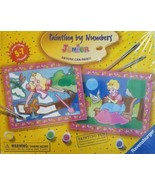 Ravensburger Painting by Numbers Junior Anyone Can Paint Set Princess  - $8.90