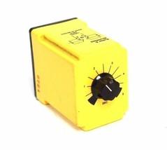 Potter & Brumfield CDB-38-70002 Time Delay Relay 0.1-5.0SEC, 120VAC, CDB3870002 - $55.95