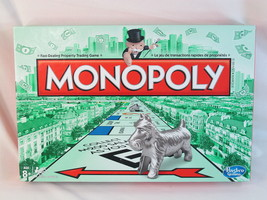 Monopoly 2013 Board Game Hasbro 100% Complete Near Mint Condition Bilingual - $14.36