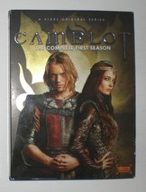 Camelot: The Complete First Season 1 / One - dvd set - $2.22