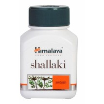 5 x Himalaya Shallaki Tablets (60tab) For Back Pain, Osteoarthritis - $32.00
