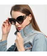 2019 Luxury women cat eye sunglasses vintage oversized Brand Designer Sn... - $70.16