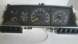 87-91 Ford Truck Bronco Instrument Cluster w/ Trip Tach F150 F250 F350 Pickup - $128.69