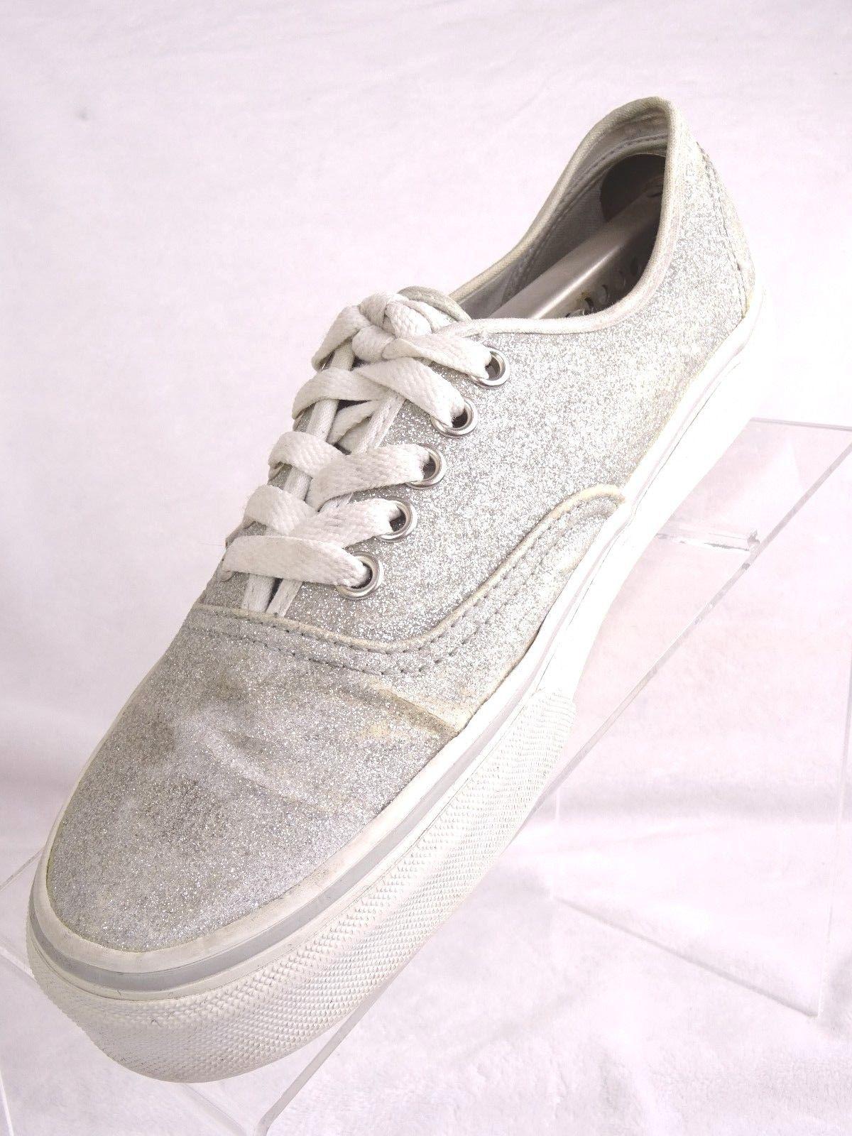 Vans Old School Authentic T375 Lace Ups Skate Shoes Size