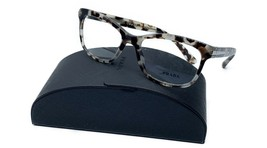 Prada Women's Brown Tortoise Glasses with case VPR 10R UAO-1O1 53mm - $209.99
