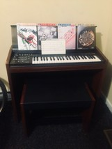 Yamaha Electric Organg (With Playcards!) - $396.00