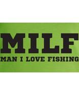MILF Hunter vinyl sticker stag funny adult sexy fishing 150x95mm bumper ... - $3.44
