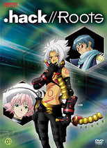 .hack// Roots TV (3 discs) English Dubbed