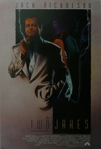The Two Jakes (1) - Jack Nicholson - Movie Poster - Framed Picture 11 x 14 - $32.50